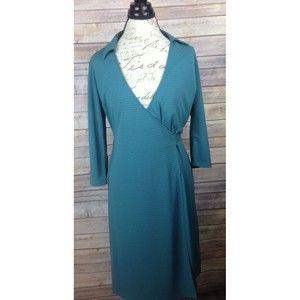 Ann Taylor LOFT Dress Women's 3/4 Sleeve size 2